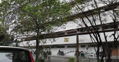 2nd Floor Medium Cost Apartment at TAMAN CAHAYA AMPANG