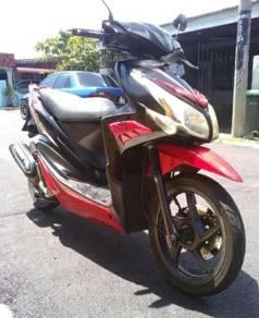 2012 Sym Jet power125