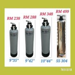 Water Filter / Penapis Air harga bernilai 8x3