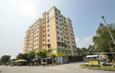 Apartment Desa Jati 1&2,Nilai