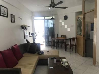 Jade View high floor fully furnish Bukit Gambier Glugor