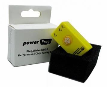 Nitro OBD2 Yellow Power Prog Benzine