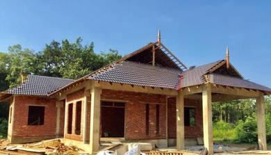 Rumah Banglo Di Kuala Berang