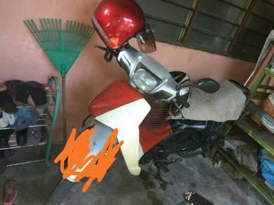 Motor rg untuk dijual