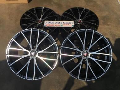 Mtw wheels 15inc alza wira myvi viva iriz