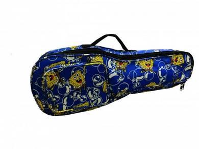 Ukulele Padded Bag-SpongeBob