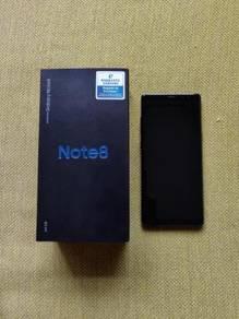 Samsung Note 8 Midnight Blue
