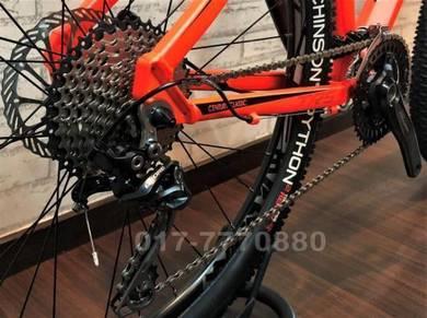 27.5er COLORADO 10SP Deore HOLLOW mtb bike bicycle
