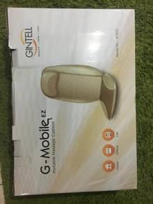 Gintel G Mobile Ez portable massage