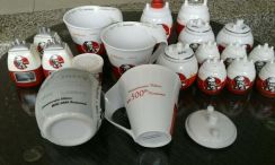 KFC collection set original