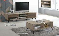 New combo tv cabinet & coffee table