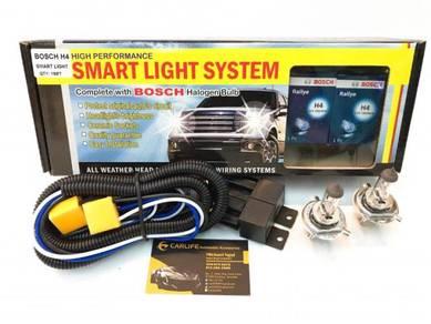 Genuine BOSCH H4 100W Smart Light Wire Kit