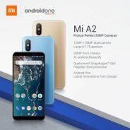New Xiaomi Mi A2 [4+64GB] & [6+128GB] m'sia set