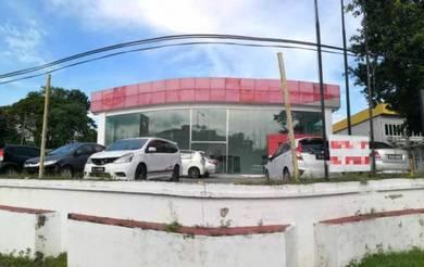 Jalan Sungai Pinang Junction Of Traffic Light