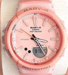 Watch- Casio BABY G STEP TRACK BGS100-4A -ORIGINAL
