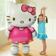 Belon foil hello kitty big size