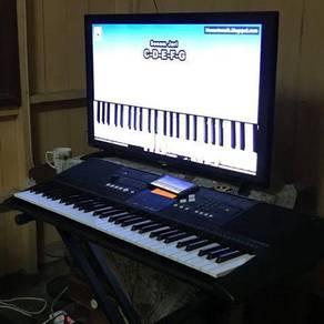 Yamaha psr e-333