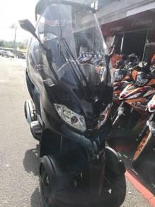 Adiva ad3 400cc 3wheel (peugeot engine)