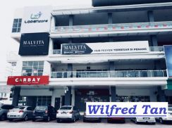 Frontage Butterworth 1188sf Face Main road