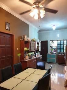Affordable Single Storey Semi D, Matang