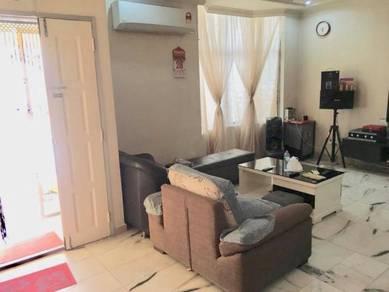 105% Loan END Lot 2 STY Extend Kitchen 40x75 BANDAR PUTERI KLANG