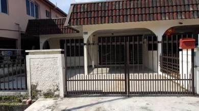 Kajang Sungai Chua single storey with kitchen reno