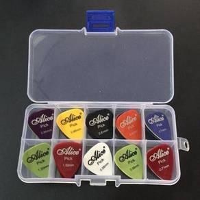 24 Pcs Variety Thickness Guitar Picks