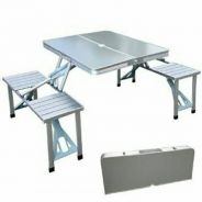 Aluminium Picnic Table & Chair