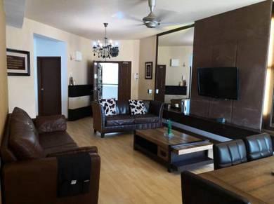 FOR RENT | Fully Furnished Villa Wangsamas Condo, Wangsa Maju KL