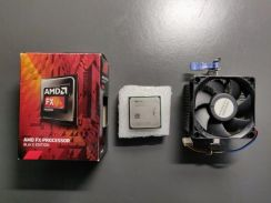 AMD FX Black Edition 8320e - 8 cores