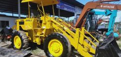 Caterpillar 910 Wheel Loader