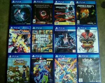 Game original PS4 (R)