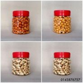 Kacang Pilus dan Bear Biscuit
