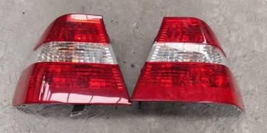 Original m sport tail light lamp bmw e46 sedan
