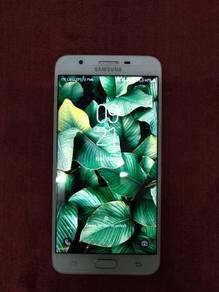 Samsung j7 prime and case fon