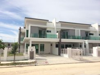 2sty [Freehold Rumah Mampu Milik 100% Loan] nr Dengkil, Cybersouth