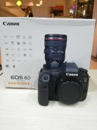 Canon eos 6d body (sc 48k only) 97% new