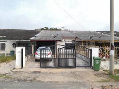 Single Storey Terrace House Tmn Tan Chew Tong Ksm Mentakab Town