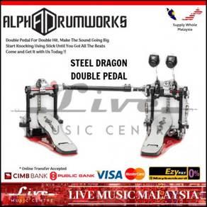Alpha drumworks S Dragon double pedal (AD-DP501DP)