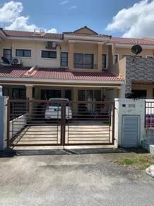 Kajang Double Storey Taman Reko Mutiara For Sale!