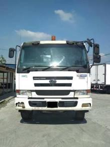 Nissan ckb5act 10 tayar : buatan tempatan (2011)