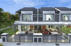[Last Units] 24X78 FreeHold New 2 Story House 0% D/P , Cybersouth