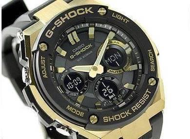 Watch- Casio G SHOCK SOLAR GSTS100G-1A-ORIGINAL