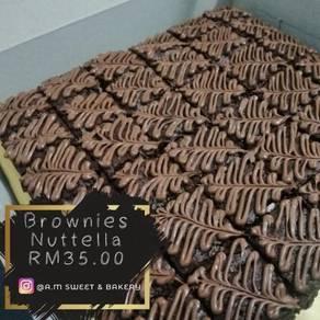 Brownies Pelbagai pilihan