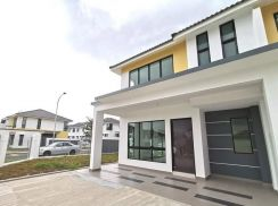(HOC Extend) 20x75 BANGI New Double Storey 100%LOAN Bandar Seri Putra