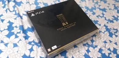 PS4 slim 1tb FFXV Luna edition