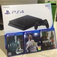 Playstation 4 500gb slim fullset