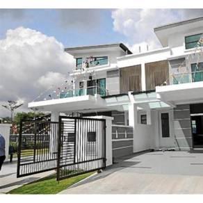 [Corner Unit] Resort Style 24x85New Double Storey , Cheras