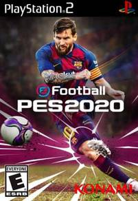CD Games PES 2020 - PS2