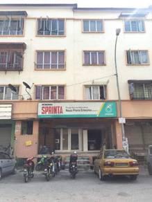 Kajang Taman Cheras Prima Ground Floor Shop Lot